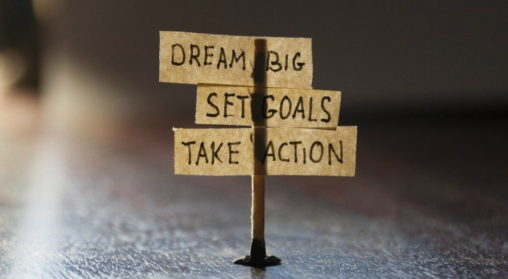 Stop Dreaming Start Action